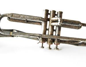 Blech Trompete verkehrt - © Anna Reich – Fotolia.com